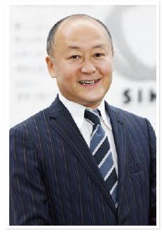 President Akihisa Yamada